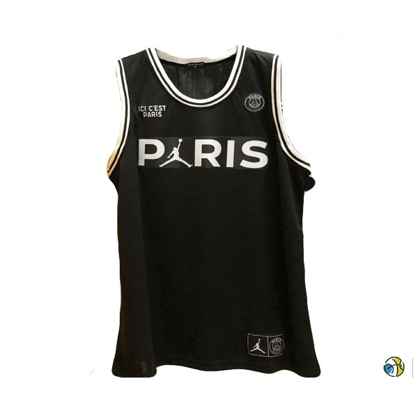 Maillot NBA Jordan X Paris Saint-Germain NO.23 Jordan Noir 2018