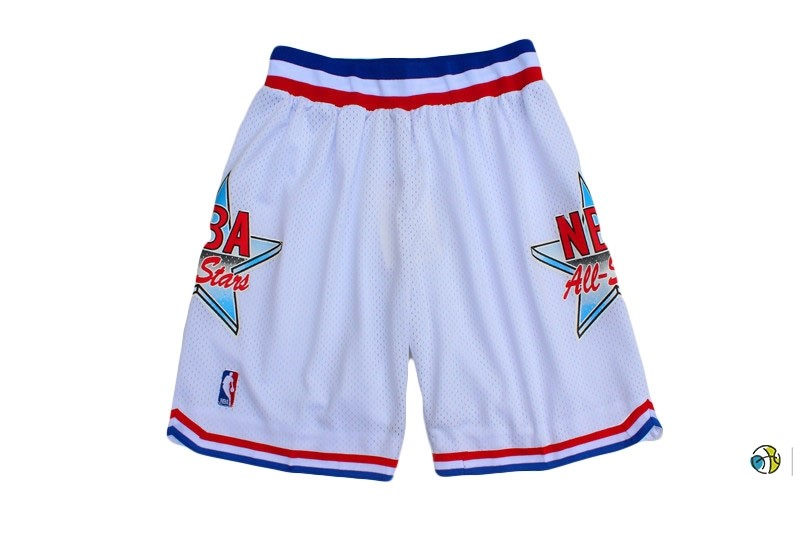 Pantalon Basket 1992 All Star Blanc