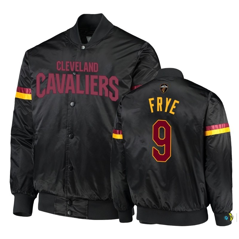 Survetement NBA Cleveland Cavaliers NO.9 Channing Frye Noir