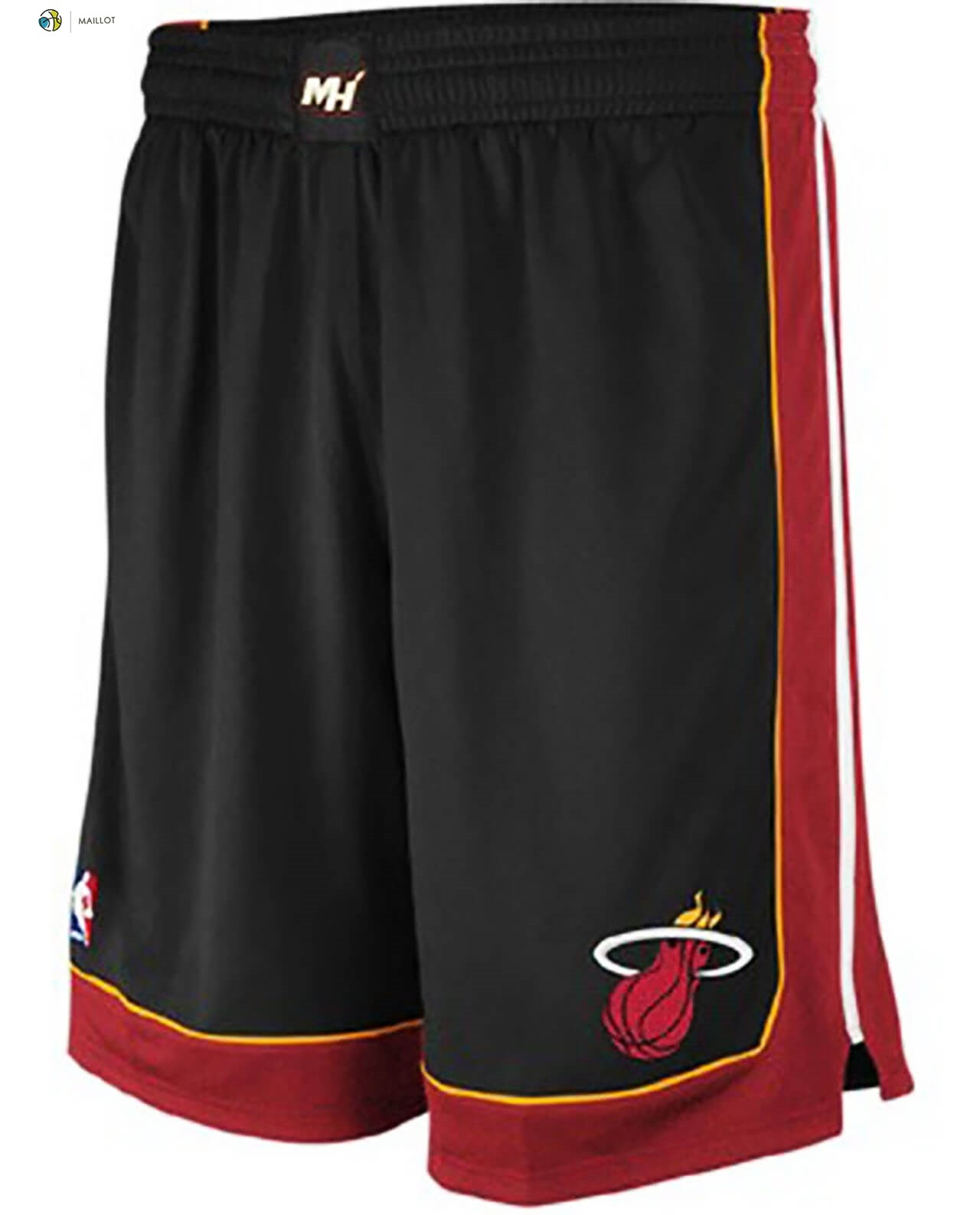 Pantalon NBA Miami Heat Nike Noir Icon