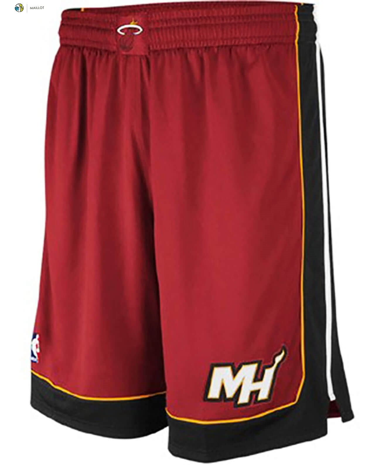 Pantalon NBA Miami Heat Nike Rouge Statement