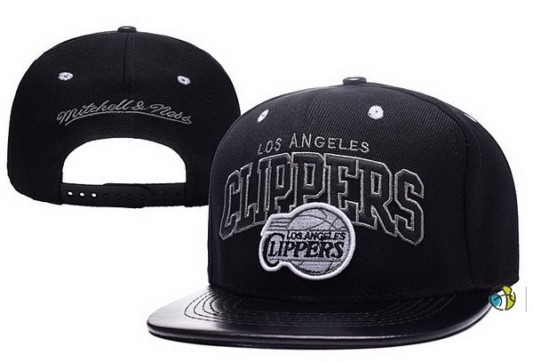 Casquette NBA 2016 Los Angeles Clippers Noir