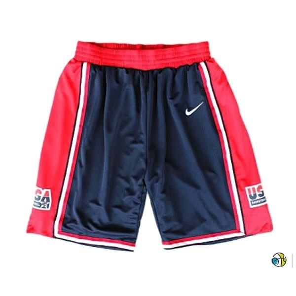 Pantalon Basket 1992 USA Bleu