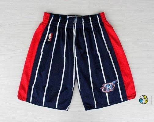 Pantalon Basket Houston Rockets Bleu