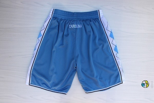 Pantalon Basket North Carolina Bleu