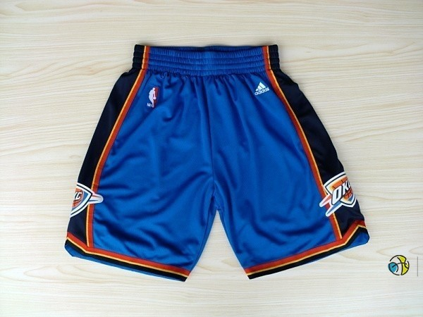 Pantalon Basket Oklahoma City Thunder Bleu