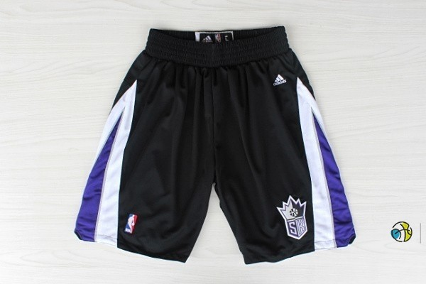 Pantalon Basket Sacramento Kings Noir
